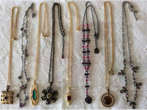 PRETTY CHILDREN'S OR TEEN'S NECKLACES - $2.00 each