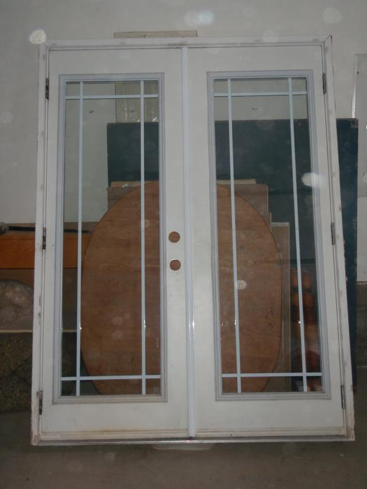 Masonite Exterior French Doors North Saanich Sidney Victoria