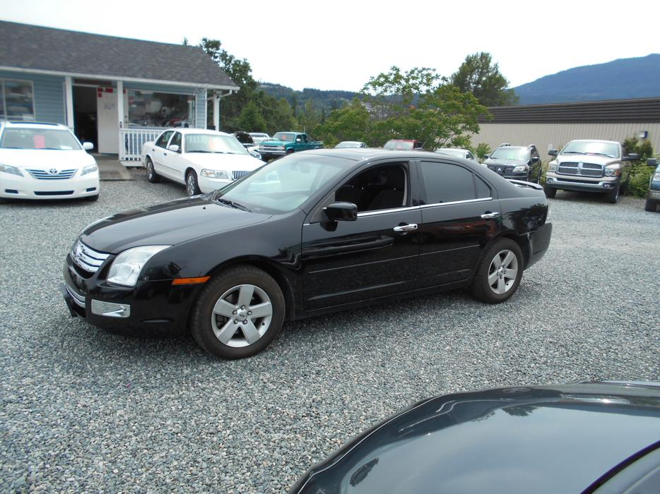 2007 Ford Fusion 6 Cylinder All Wheel Dr Outside Victoria Victoria