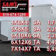 BEST PRICE ON ENCLOSED TRAILER IN GATINEAU OTTAWA
