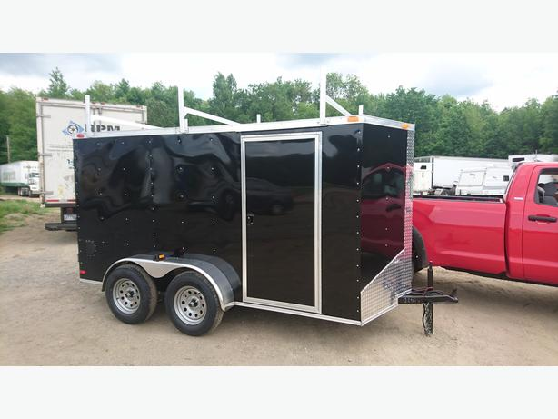 BEST PRICE ON 6X12 DOUBLE AXLE IN GATINEAU OTTAWA