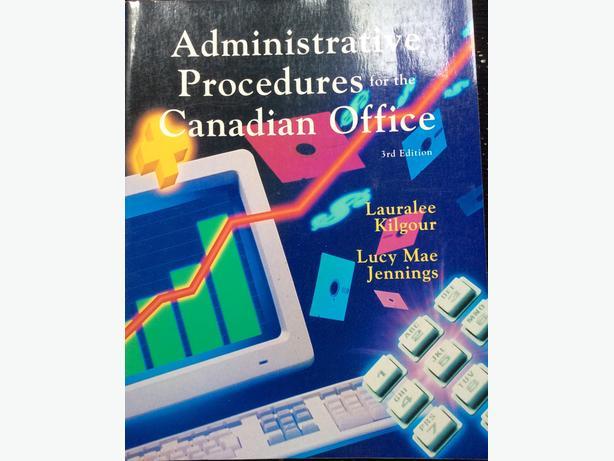 Administration Procedures