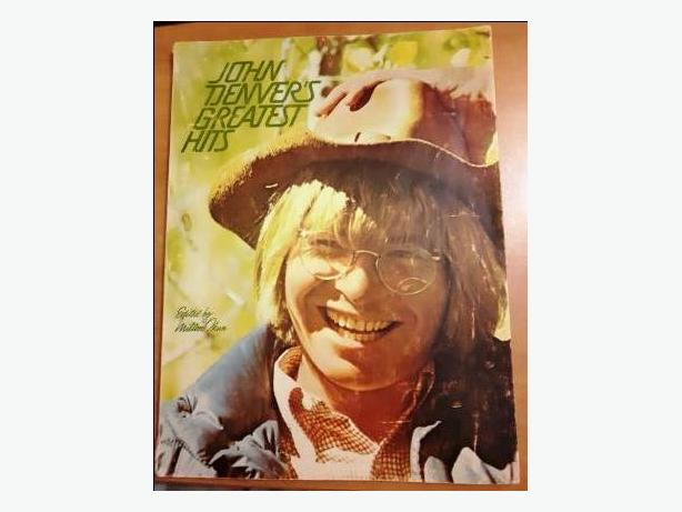 John Denver Greatest Hits Vol 1 & 2 - Piano/Vocal/Guitar