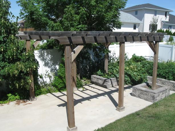used pergola north regina regina