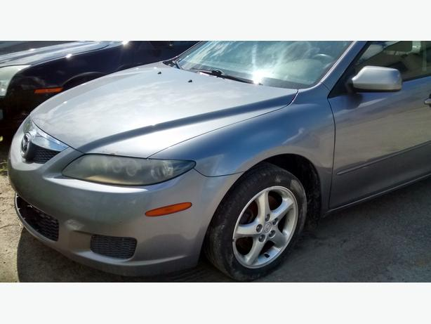 U FIX **** U $AVE 2008 Mazda6 Automatic