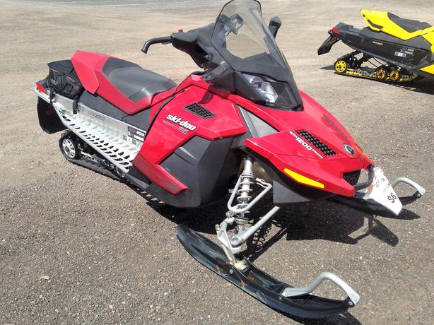 2009 GSX Limited 1200 4-Tec Snowmobile