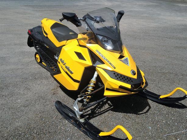 2009 Ski-Doo MXZ 600 E-Tec