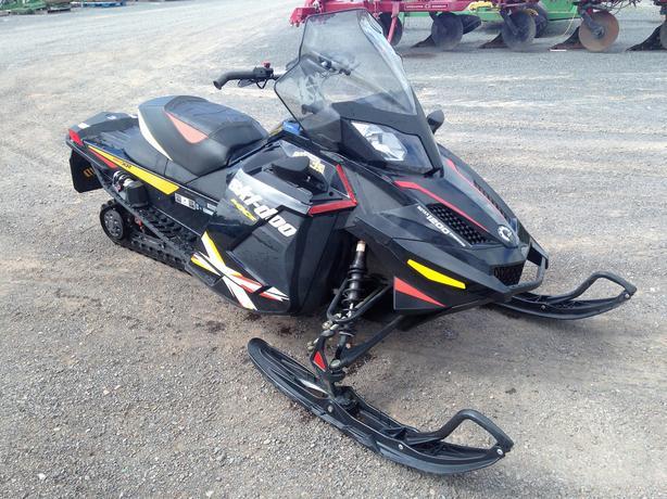 2012 MXZ X 1200 4-Tec Ski-Doo