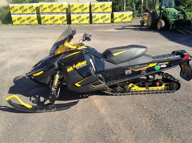 2013 Renegade Adrenaline 1200 4-Tec Ski-Doo
