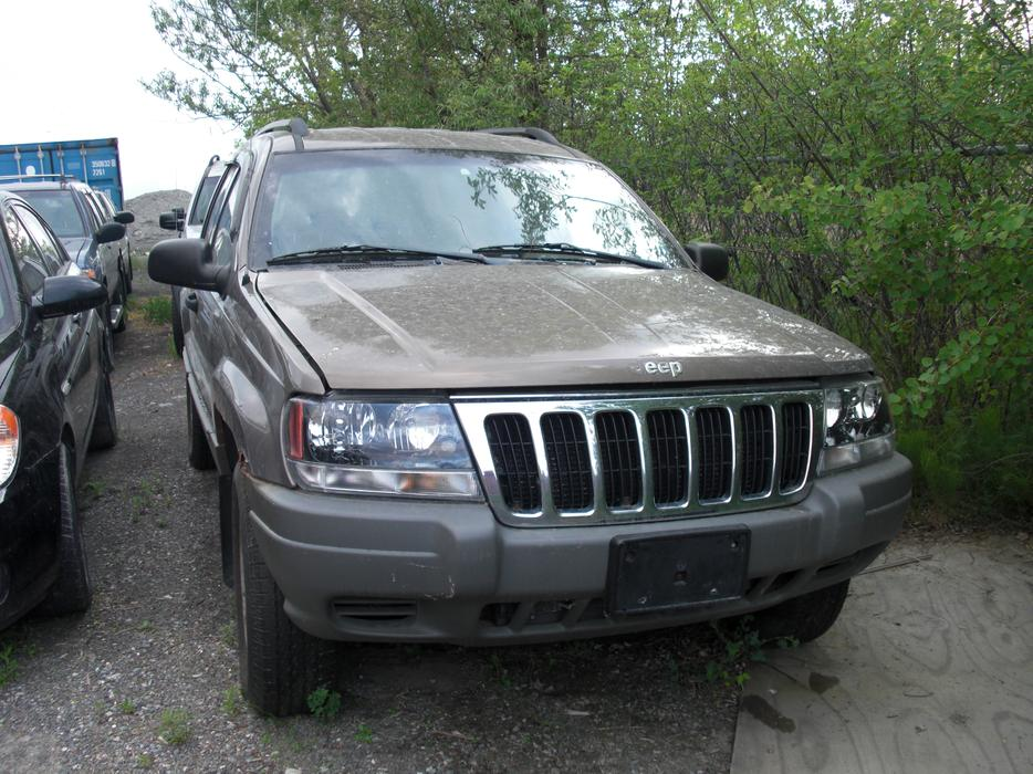 Winter beater fixer upper clearout special central for 2002 jeep grand cherokee rear window off track