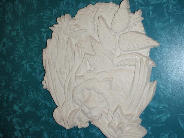 Sandcast Sculpture