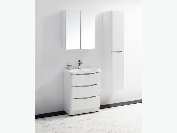 "26"" Modena - Single Sink Bathroom Vanity"