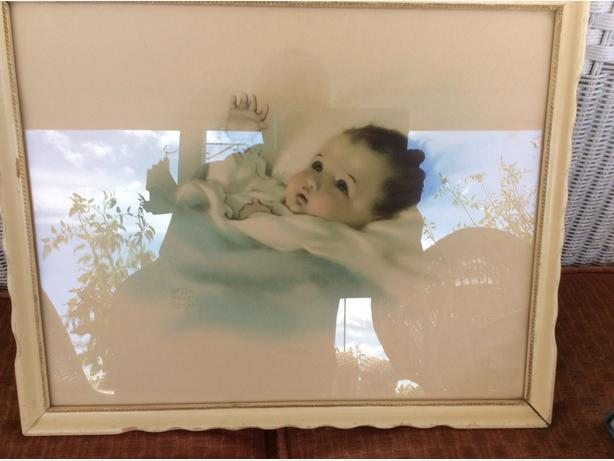 Framed Print by Bessie Pease Gutman- Awakening.