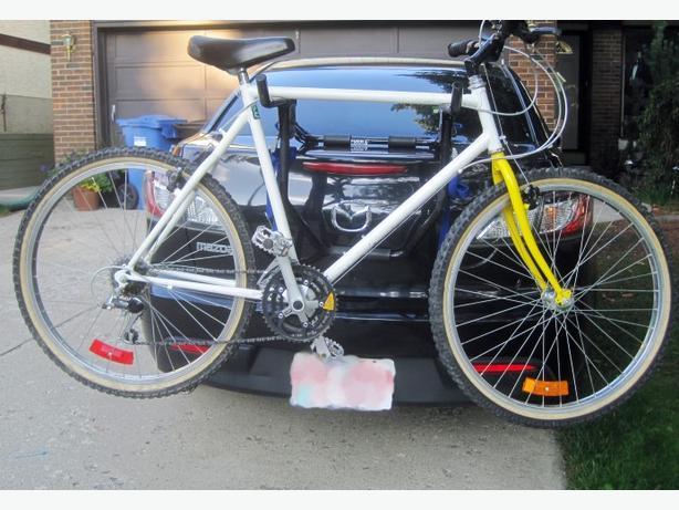 Bike Carrier ~ Thule