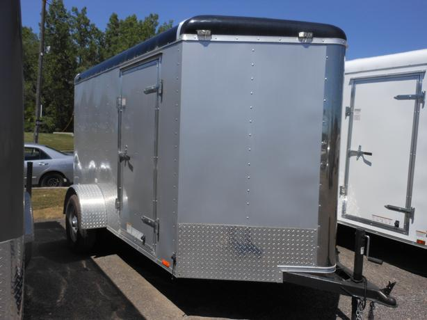 NEW 2014 Continental Cargo Tail Wind 6 x 10 Cargo Trailer #4396