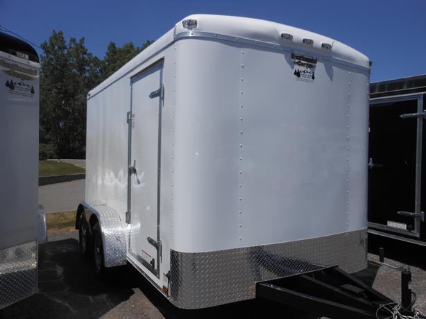 NEW 2016 Continental Cargo Tail Wind 7 x 12 Cargo Trailer #0280