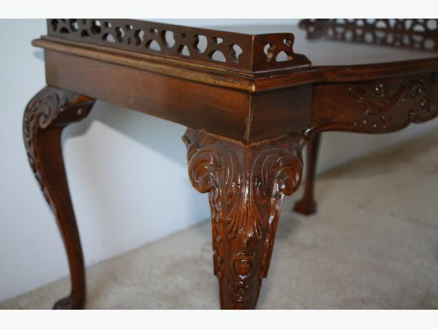 small Antique side table