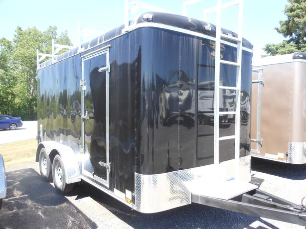 NEW 2016 Continental Cargo Tail Wind 7 x 14 Cargo Trailer #0832