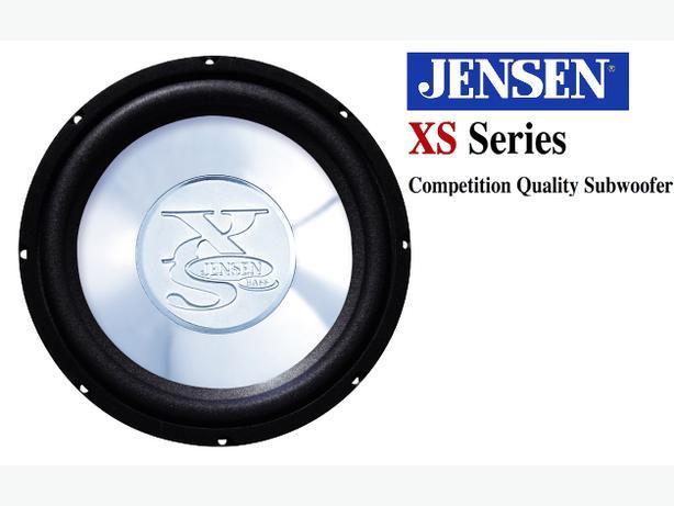 Subwoofer Driver ~ Jensen XS12