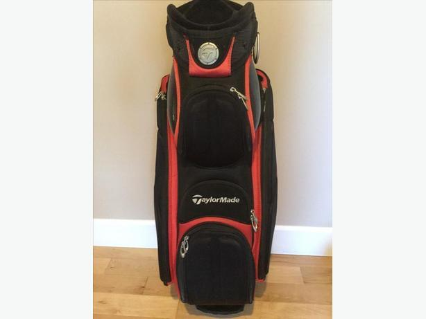 Taylormade cart bag brand new