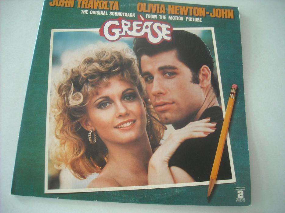 greasethe original soundtrack from the motion picture