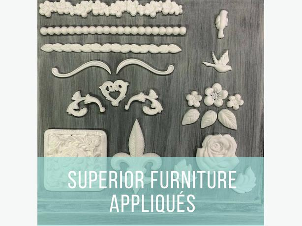 Home Decor Appliqués