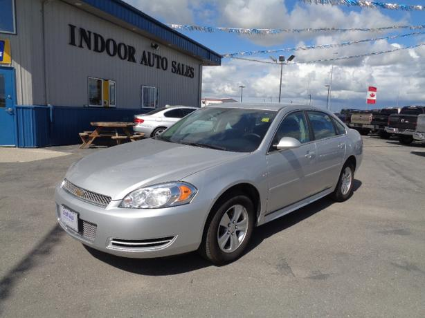 2013 Chevrolet Impala LS I5142 Indoor Auto Sales Winnipg