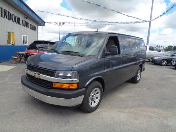 2014 Chevrolet Express 1500 LT #I5184 Indoor Auto Sales Winnipeg