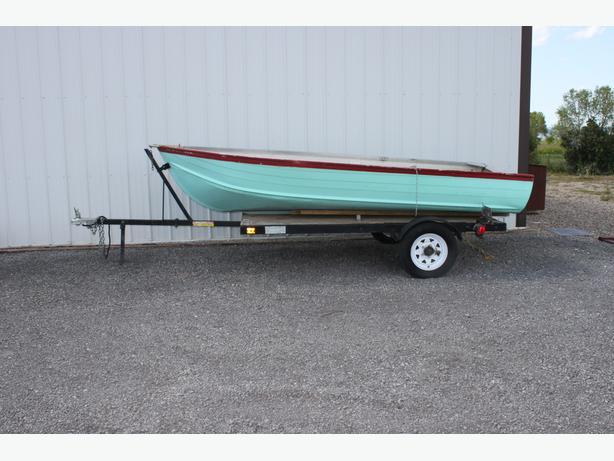 how to make a tilt boat trailer