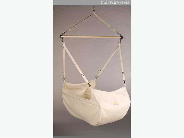 kanoe baby hammock