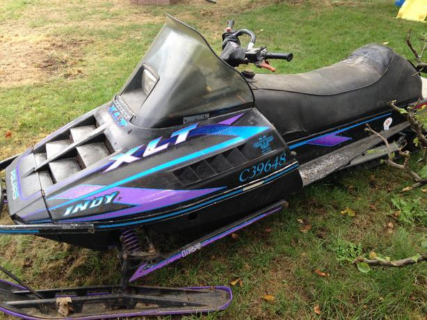 95 Polaris Snowmobile