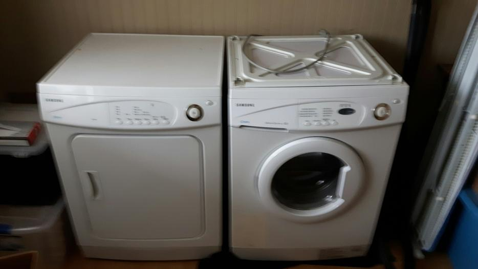 samsung apartment size washer and dryer chemainus cowichan