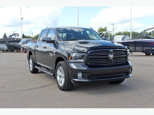 2014 Ram 1500 Sport Crew Cab 4x4*Backup Camera,Heated Front Seats*