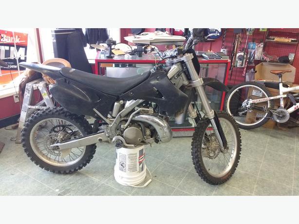 04 KX 250