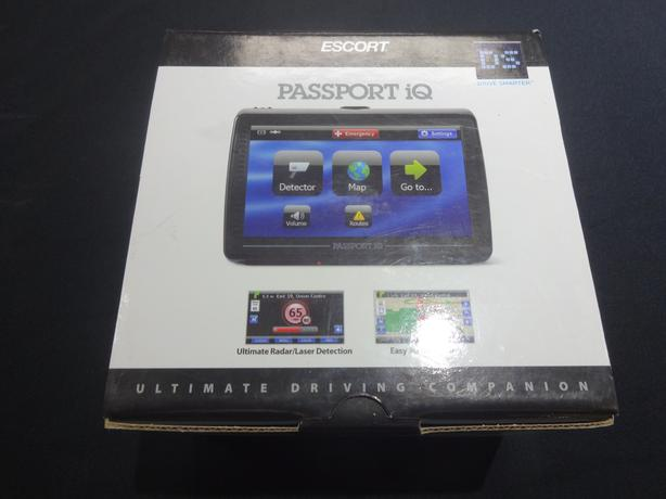 PASSPORT IQ RADAR/GPS