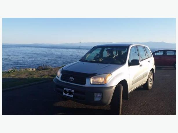 Toyota Rav4 2001 : works but needs work !