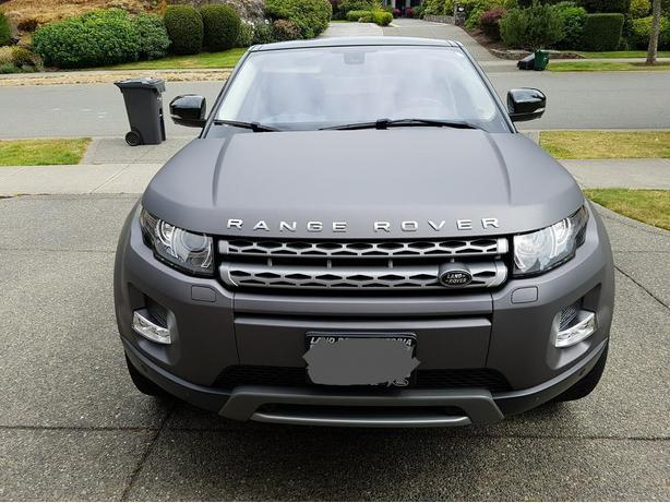 2013 range rover evoque pure plus with global warranty sept 2019 west shore langford colwood. Black Bedroom Furniture Sets. Home Design Ideas