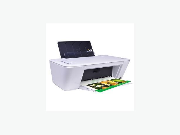 HP Deskjet 2540 and 2545 Printers - Wireless Printer Setup ...