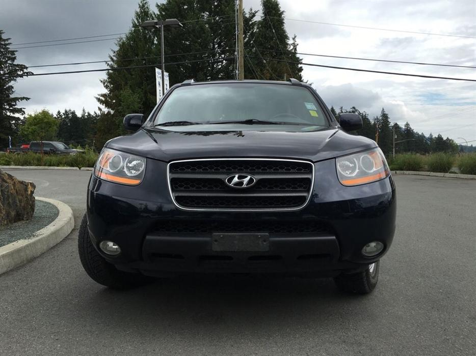 2008 hyundai santa fe gls 5 pass duncan cowichan mobile. Black Bedroom Furniture Sets. Home Design Ideas