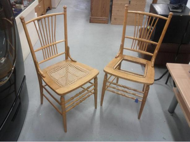 Pair of Vintage Chairs
