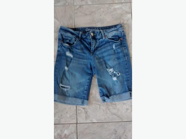 Ladies Aeropostale Jean Shorts - Size 8