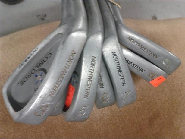 RH Ladies Irons