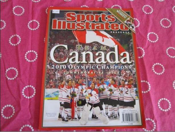 Sports Illustrated Canada Hockey Champs 2010