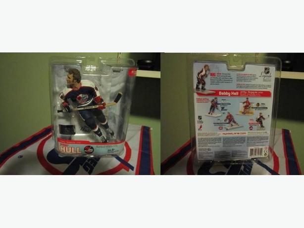 McFarlane Toys  Bobby Hull Winnipeg Jets