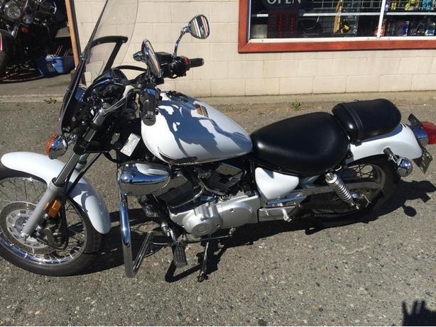2014 Yamaha VSTAR 250cc