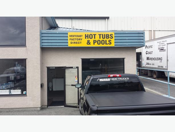 HOT TUBS..NEW LOCATION...WE HAVE MOVED TO BIGGER LOCATION
