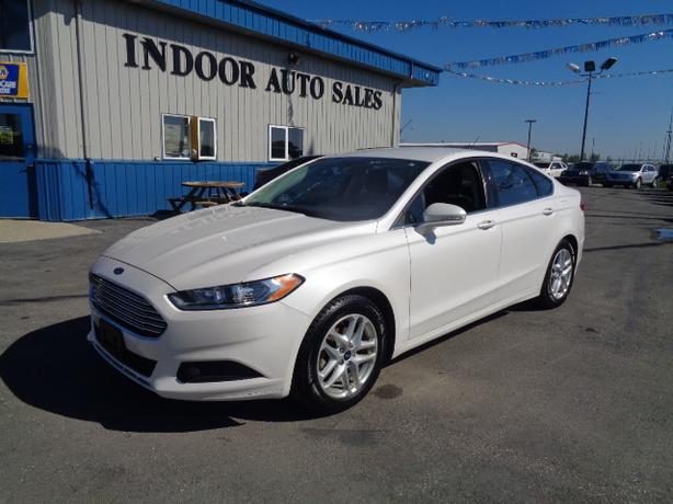 2014 Ford Fusion SE #I5185 INDOOR AUTO SALES WINNIPEG