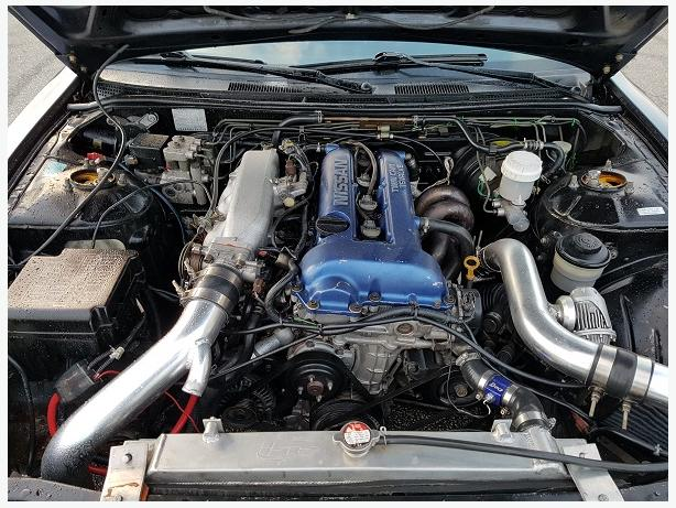 1995 nissan 240sx with a sr20 det motor outside victoria for Nissan 240sx motor for sale