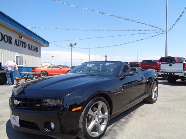 2013 Chevrolet Camaro LT I5114 Indoor Auto Sales Winnipeg