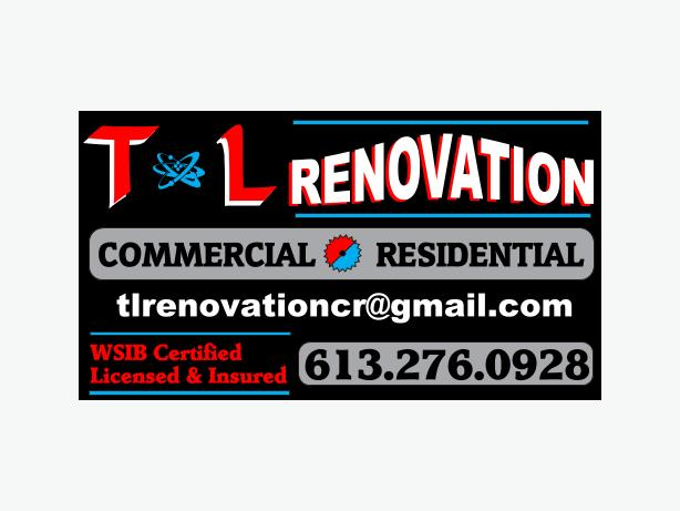TL RENOVATION COMMERCIAL/RESIDENTIAL